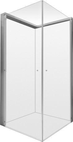 Duravit OpenSpace sprchový kout 885x785mm