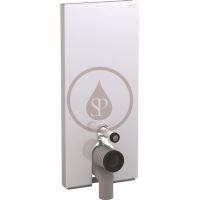 Geberit Monolith Plus Sanitární modul pro stojící WC, 114 cm, spodní přívod vody, bílá