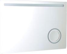 Sapho ASTRO zrcadlo 1000x700mm, LED osvětlení, kosmetické zrcátko